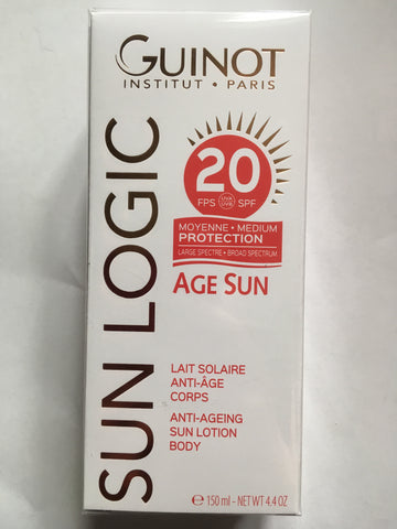 Solprodukt Lait UV Defense SPF 20