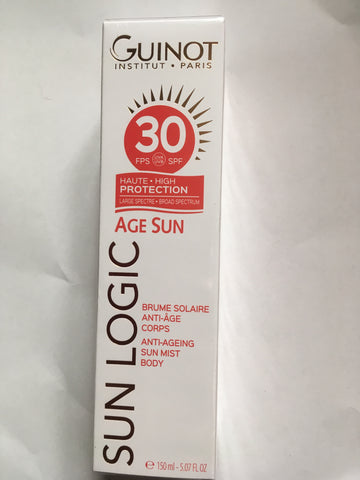 Large UV defense spray spf 30