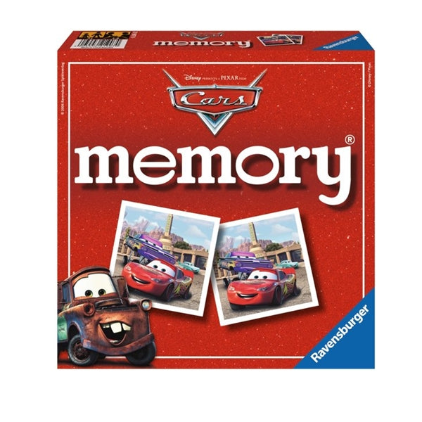 Ravensburger Disney Cars Memory Game