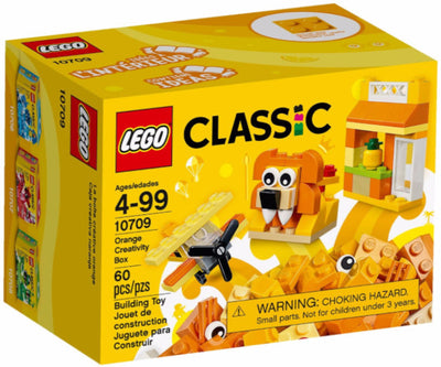 Lego Classic Creativity Box
