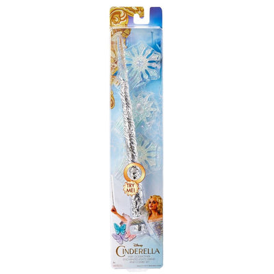 Disney Cinderella Fairy Godmother Wand & Comb Set