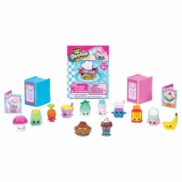 Shopkins Chef Club 12-Pack