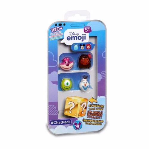 Disney Emoji ChatPack Wave 1-Assorted