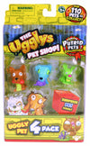The Ugglys Petshop 4 Pack