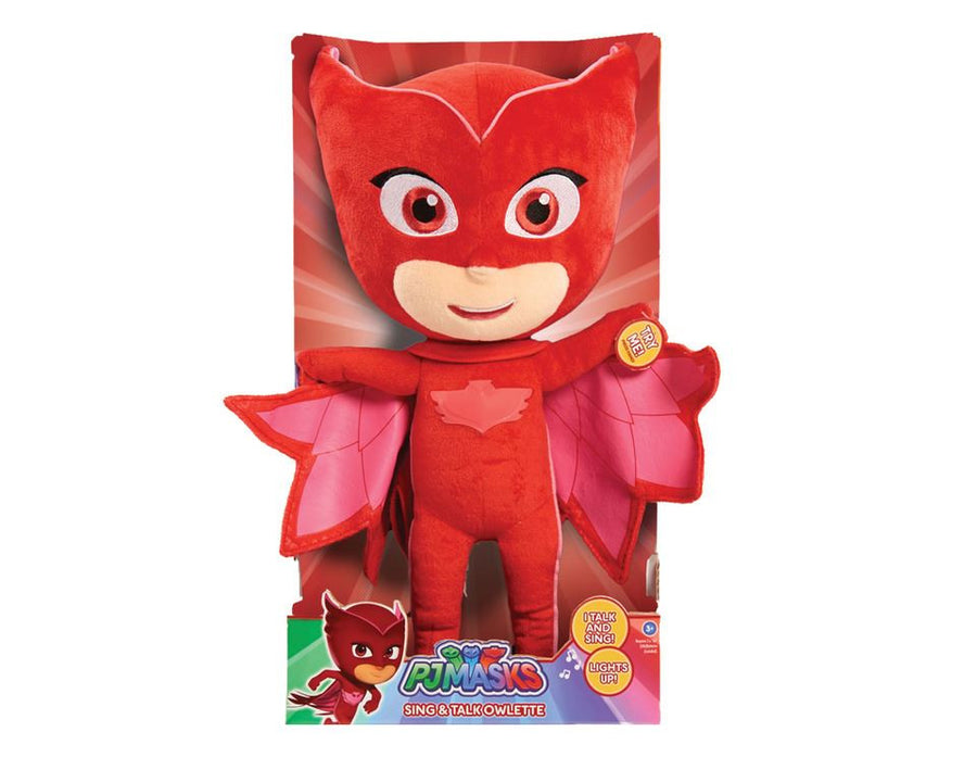 PJ Masks Sing 'n Talk Plush