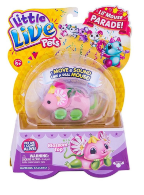 Little Live Pets Lil Mouse Parade