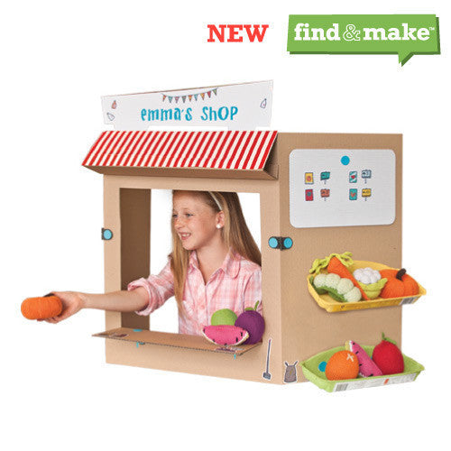 Makedo Find & Make Shop