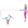 Barbie Star Light Adventure Barbie Doll & Flying Cat