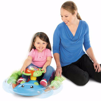 Little Tikes Activity Garden Rock N Spin