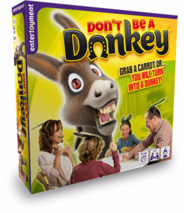 Dont Be A Donkey
