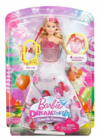 Barbie Dreamtopia Sweetville Princess Doll