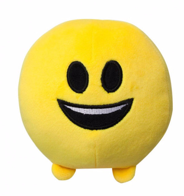 Imoji Soft Ball with Feet- Small