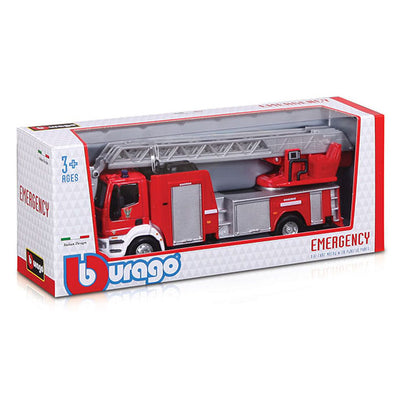 Bburago 1:50 Emergency Trucks
