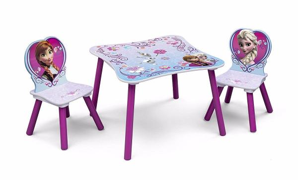 Disney Frozen Table & Chairs