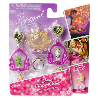Disney Princess Little Kingdom Mix & Match Jewellery  Set