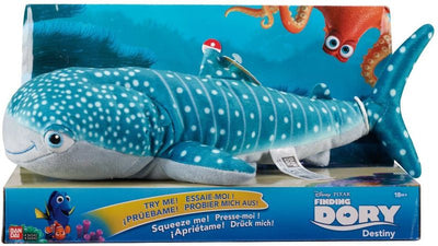 Disney Pixar Finding Talking Dory Plush