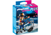 Playmobil Fireman With Hose 4795