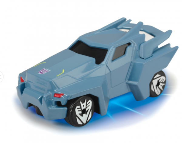 Transformers Light Up Racer 7cm die cast- Series 1