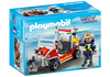 Playmobil Fire Quad 5398