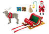 Playmobil Santa's Sleigh with Reindeer 5590