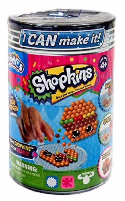Beados Shopkins 200 Cube Refill Can