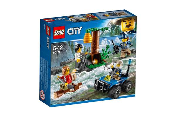 Lego City Mountain Fugitives-60171