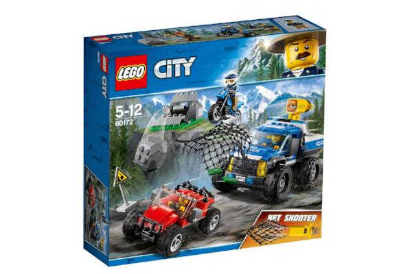 Lego City Dirt Road Pursuit 60172