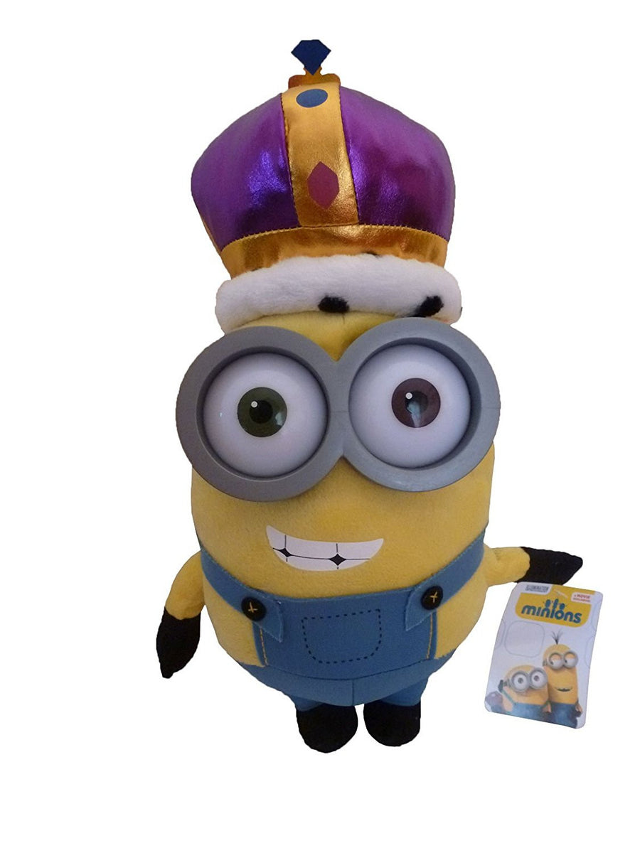 Minion Plush King Bob