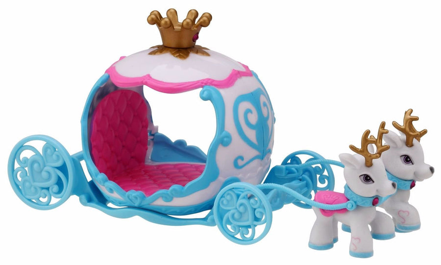 Filly Wedding Winter Carriage