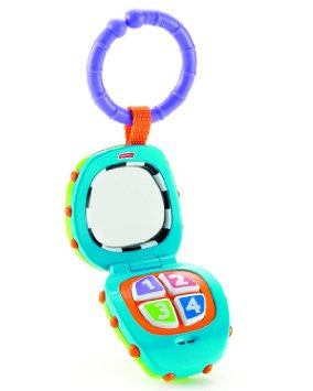 Fisher Price Fun Sounds Flip Phone