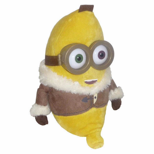 Banana Plush Minions  Kevin and Bob