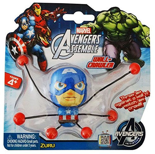 Avengers Assemble Wall Crawler