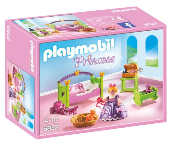 Playmobil Princess-Royal Nursery-6852