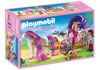 Playmobil Royal Couple With Carriage 6856