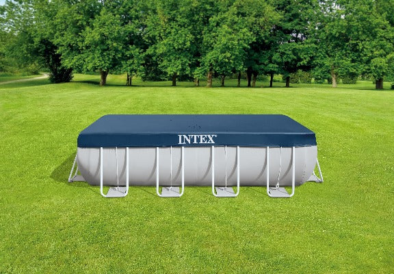 Intex 4mx2m Rectangular Frame Pool Cover