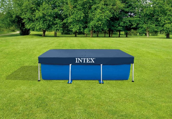 Intex 3mx2m Rectangular Frame Pool Cover
