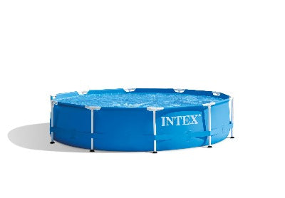Intex 3,05mx76cm Metal Frame  Pool Set
