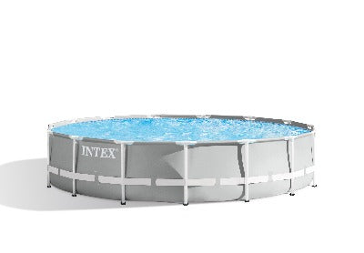 Intex Prism Frame Premium Pool Set 457mx107m
