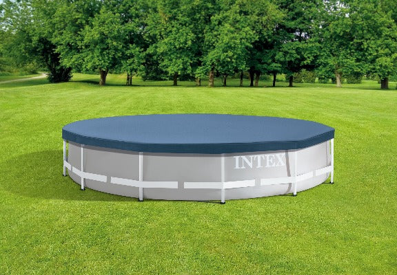 Intex Pool Cover 366cm Metal Frame Round