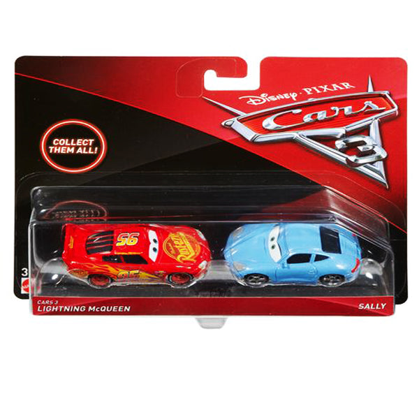 Disney Pixar Cars 3 Die-Cast Vehicle 2 Pack