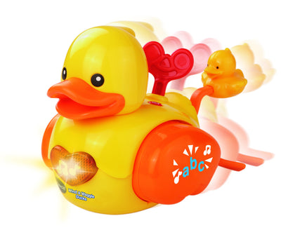 VTECH WIND AND WAGGLE DUCK