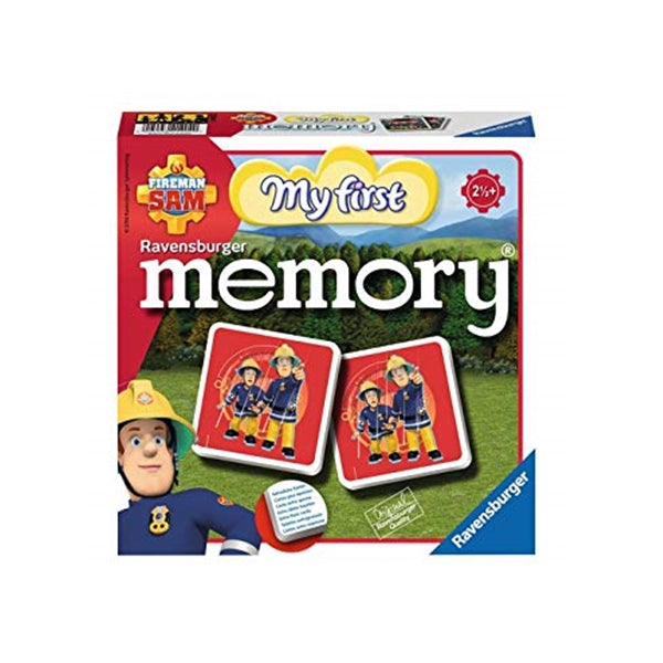 Ravensburger Fireman Sam My First Memory Game