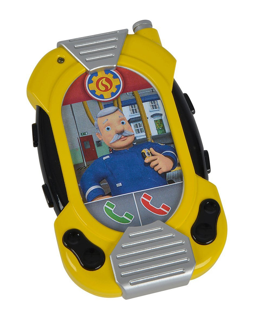 Fireman Sam Messenger