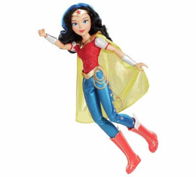 DC Super Hero Girls- Action Pose Doll 45cm