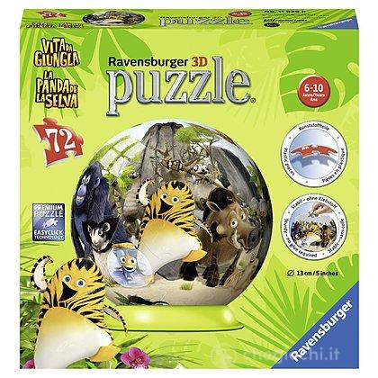 Ravensburger 72p 3D Puzzle-jungle Bush
