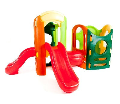 Little Tikes - 8-In-1 Playground - Natural