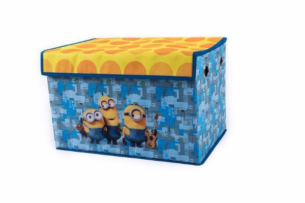Minions Collapsible Toy Box