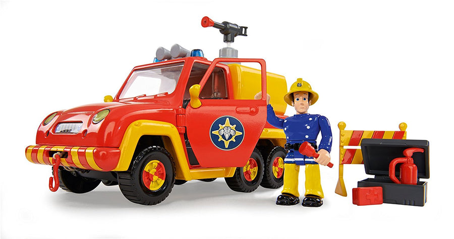 Fireman Sam Venus Fire Engine