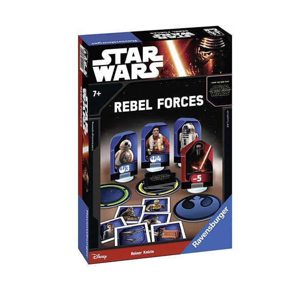 Ravensburger Star Wars Rebel Forces Game