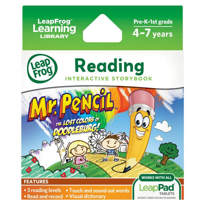 LeapFrog LeapPad Ultra eBook Mr. Pencil